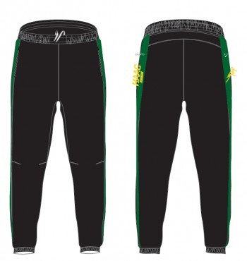 Zier Running Warm-up pant heren