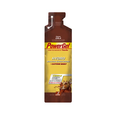 PowerBar Hydrogel Cola (+ 100mg cafeine)
